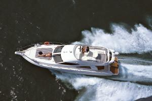 Cranchi Atlantique 43 - Flybridge Yacht Charter in Mallorca